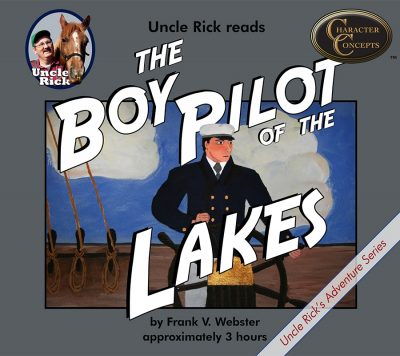 Boy of Pilot Lakes