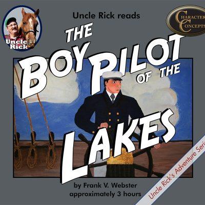 Boy of Pilot Lakes