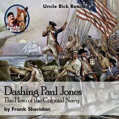 Dashing Paul Jones