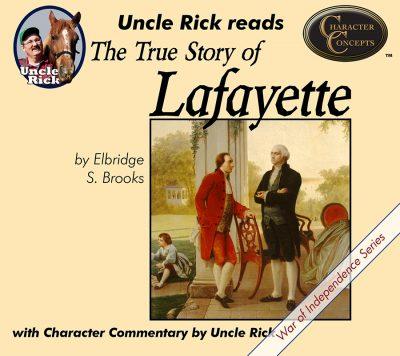 True Story of Lafayette