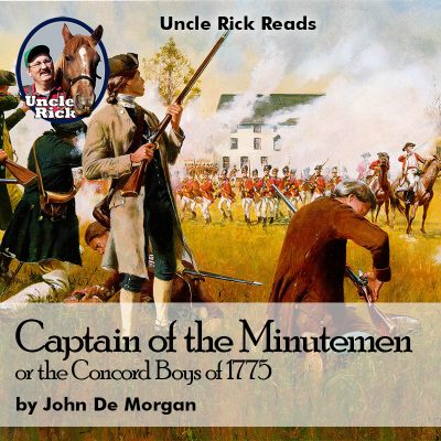 Captain of the Minutemen