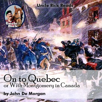 On to Quebec