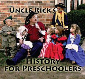 History for Preschoolers