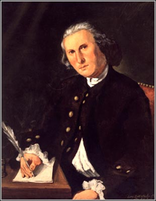Samuel Chase – Signer of the Declaration of Independence