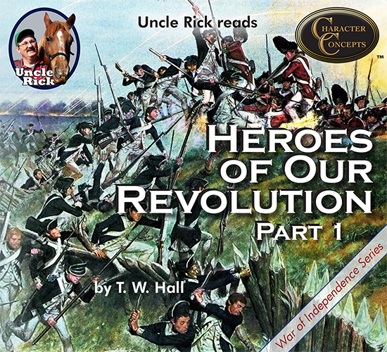 The Black-Robed Regiment