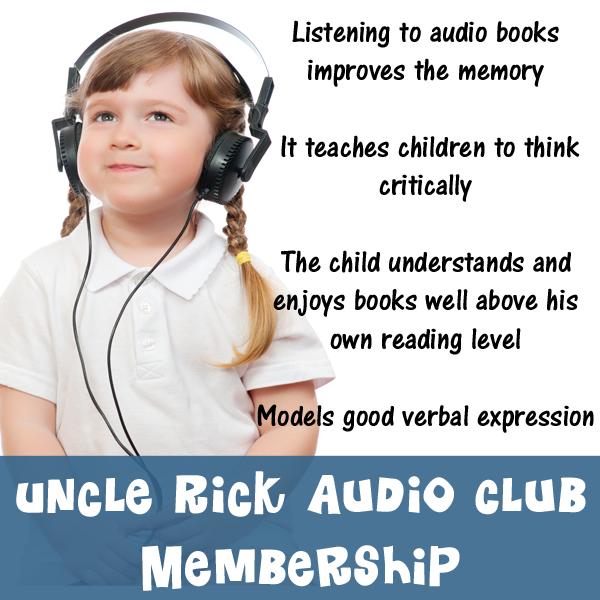 Uncle Rick Audio Club Subscription