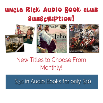 Monthly Audio Subscription