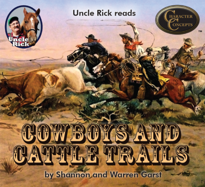 Cowboys and Cattle Trails