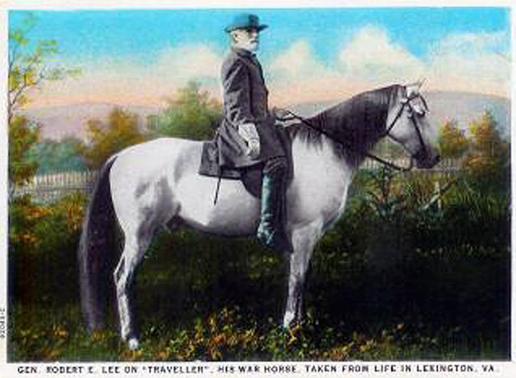 The Heart of the General – Robert E. Lee
