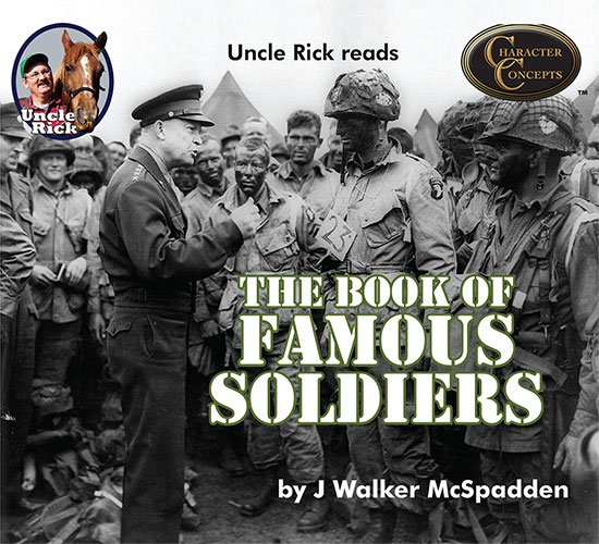 Book of Famous Soldiers