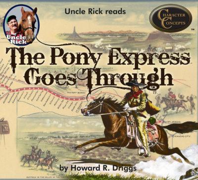 The Pony Express - Audiobook